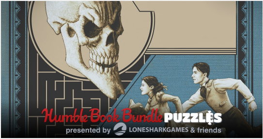 Humble Book Bundle - Game Books