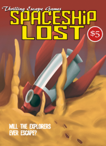 Mini Escape Games - Spaceship Lost
