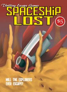 Mini Escape Games - Spaceship Lost