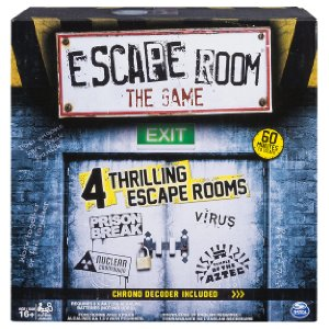 Playing at Home – Escape Room Game in a Box