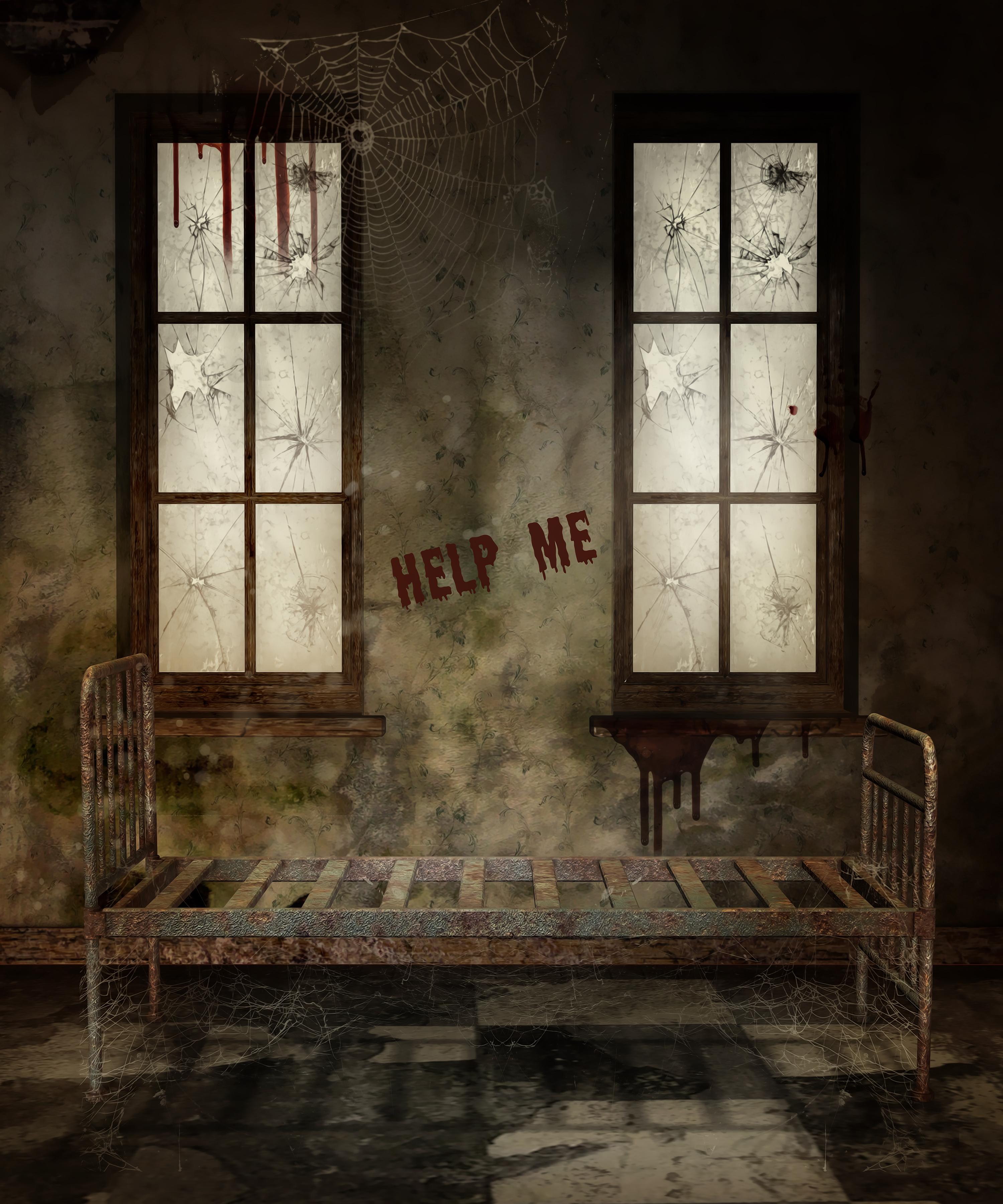 Asylum Escape Room Game - Mental Illness as Entertainment