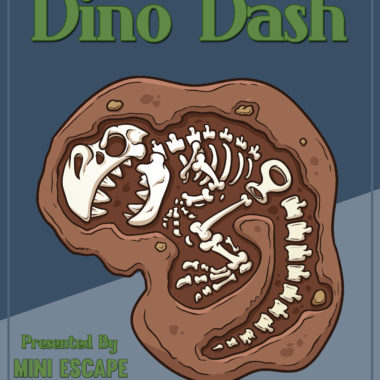 Mini Escape Games Design - Dino Dash
