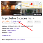 Mini Escape Games - Escape Room Reviews - IE Google Reviews