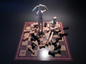 Mini Escape Games - Chess Game