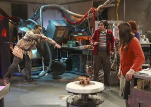 Escape Games on TV - Big Bang Theory